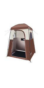 Dressing Changing Room Shower Privacy Shelter Tent