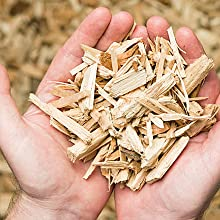 recycled wood chips