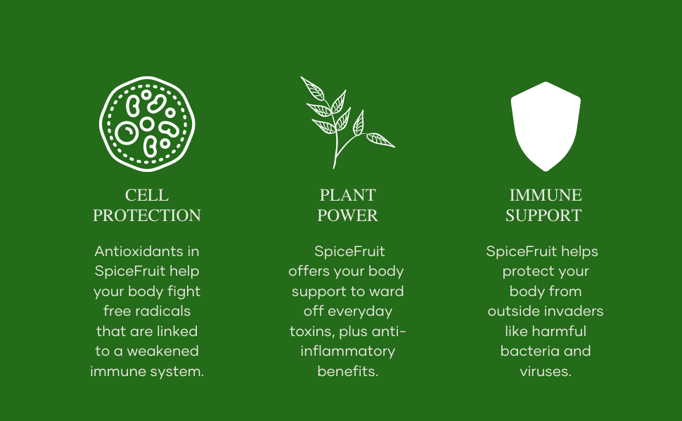 Cell Protection Plant Power Immune Support