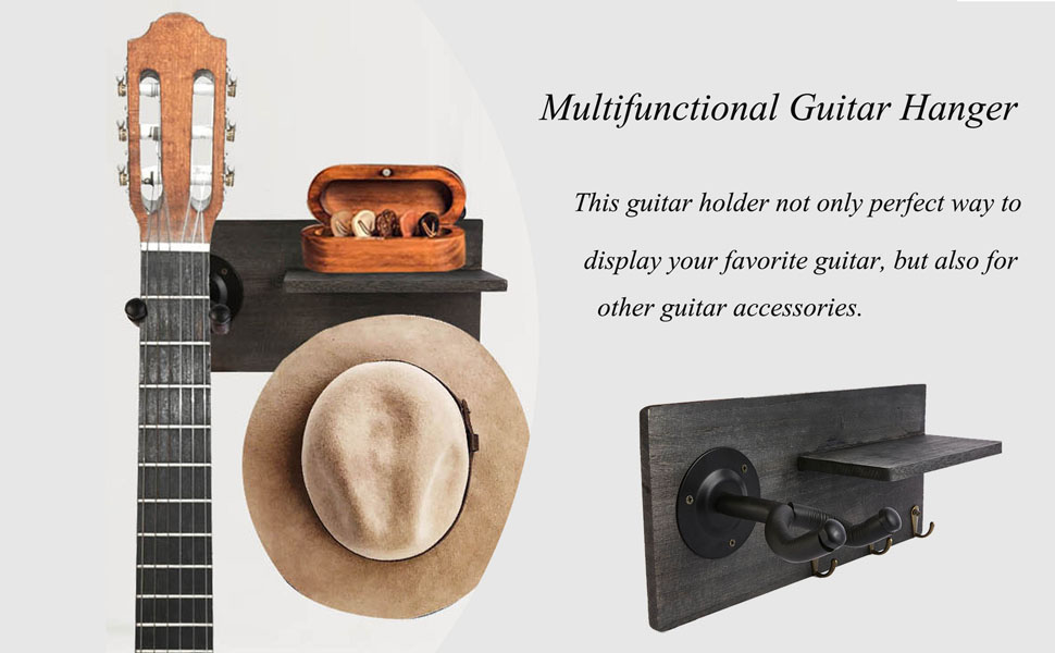 Guitar holder for Wall