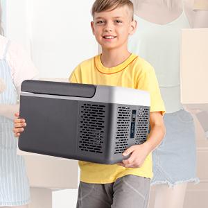 portable freezer 9L