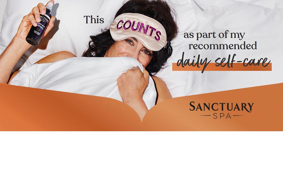 sanctuary spa self care