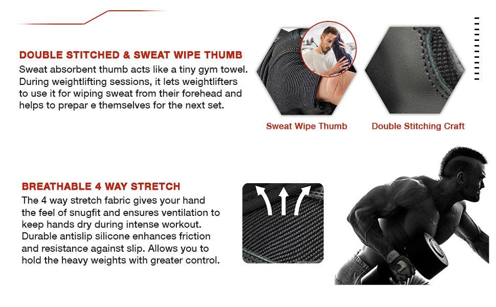 Towel Thumb and 4 Way