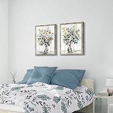 dual wooden wall art