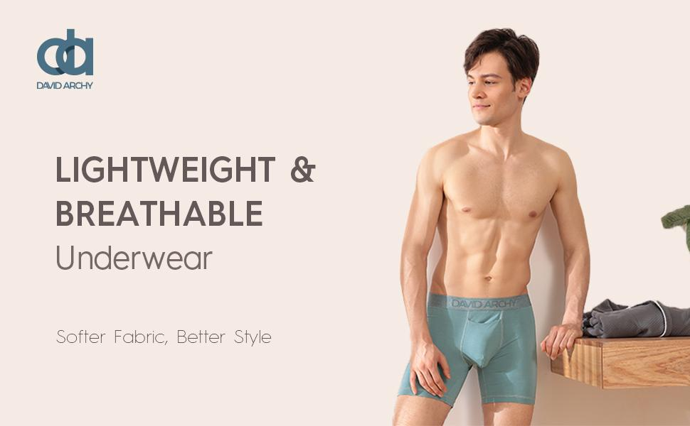 Lightweight & Breathable Underwear