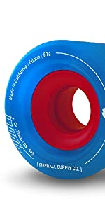 Tinder 60mm Blue