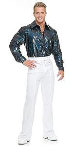 Night Lights Costume Disco Shirt