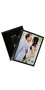 Elite Flash Drive Box with Photo Cover