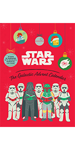Star Wars: The Galactic Advent Calendar: 25 Days of Surprises