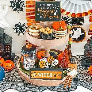 Halloween bundle display example