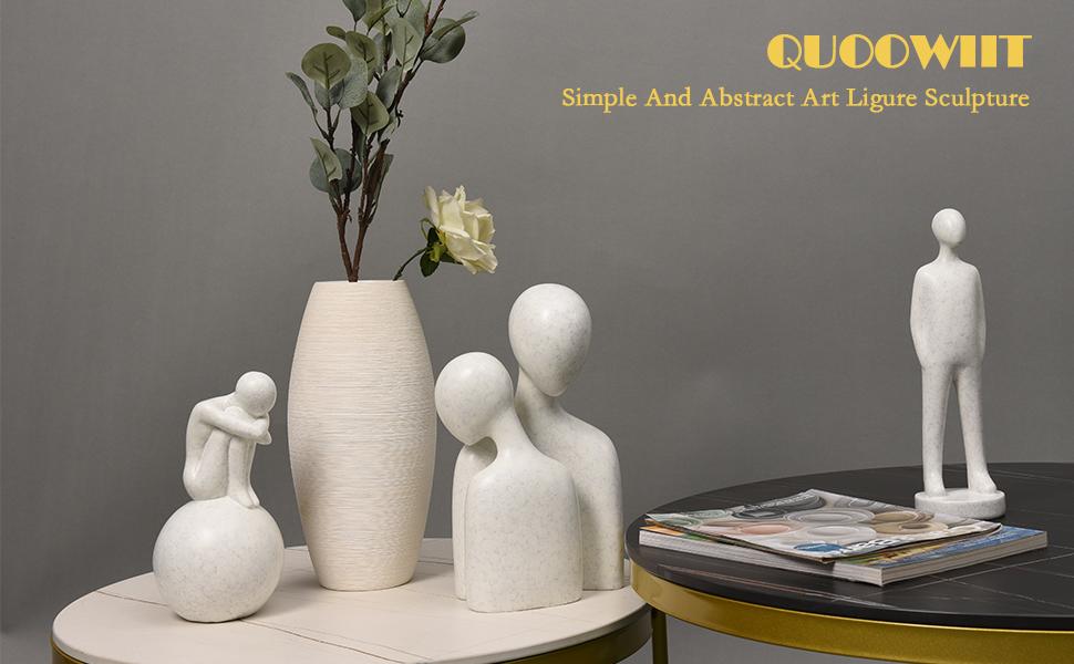 sculptures home decor modern