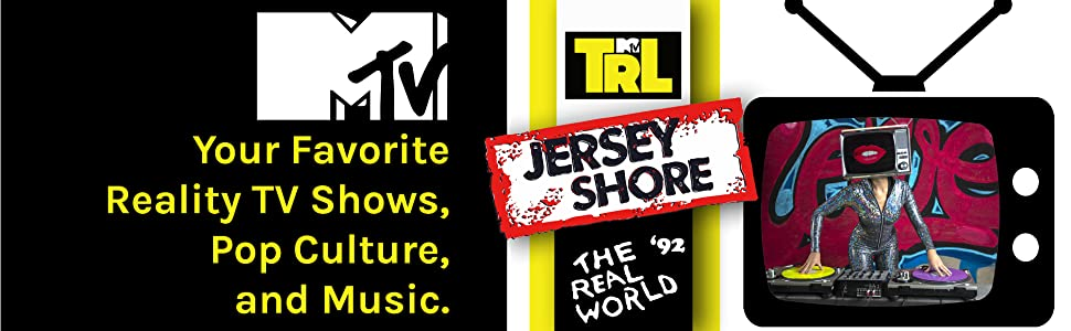 MTV shows, pop culture, and music