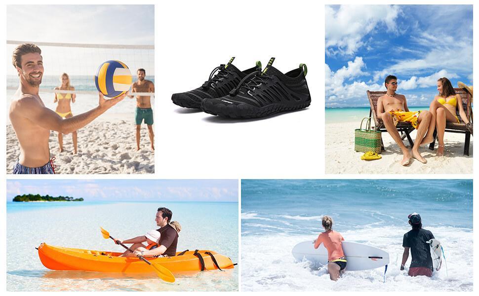 mens water shoes for women aqua shoes fishing vest kayaking driving boating life jacket