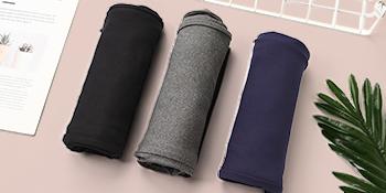 capri wide leg yoga pants for women with pockets