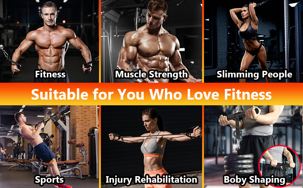 Comprehensive Muscle Training