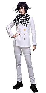 Kokichi Oma School Uniform Cosplay