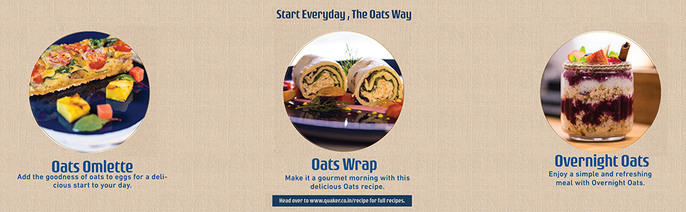 Quaker Oats, Nutritional oats, breakfast oats, oats