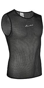 Men's Sleeveless Cycling Undershirt