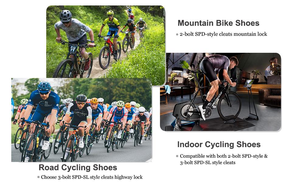 road cycling shoes mountain bike shoes indoor cycling shoes