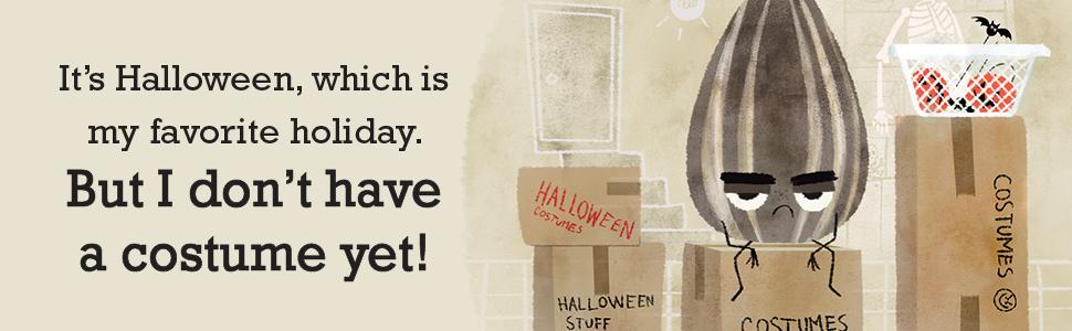 Bad Seed Halloween Banner