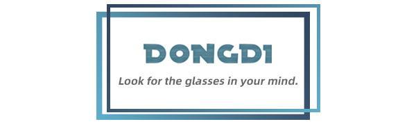 DONGDI BLUE LIGHT BLOCKING READING GLASSES FOR MEN WOMEN READERS