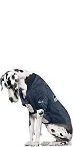 pet jersey dog cat littlearth little earth accessories toy adjustable large big oversized NFL gear