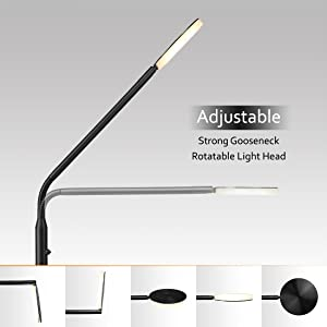 Pharmacy floor lamps for bedside swing arm lamp sewing lamp standing light reading lamp couch side