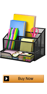Mesh 4 Compartments with Drawer