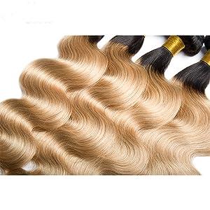 ombre human hair bundles