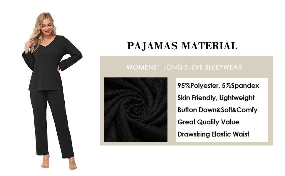 women pajamas sets