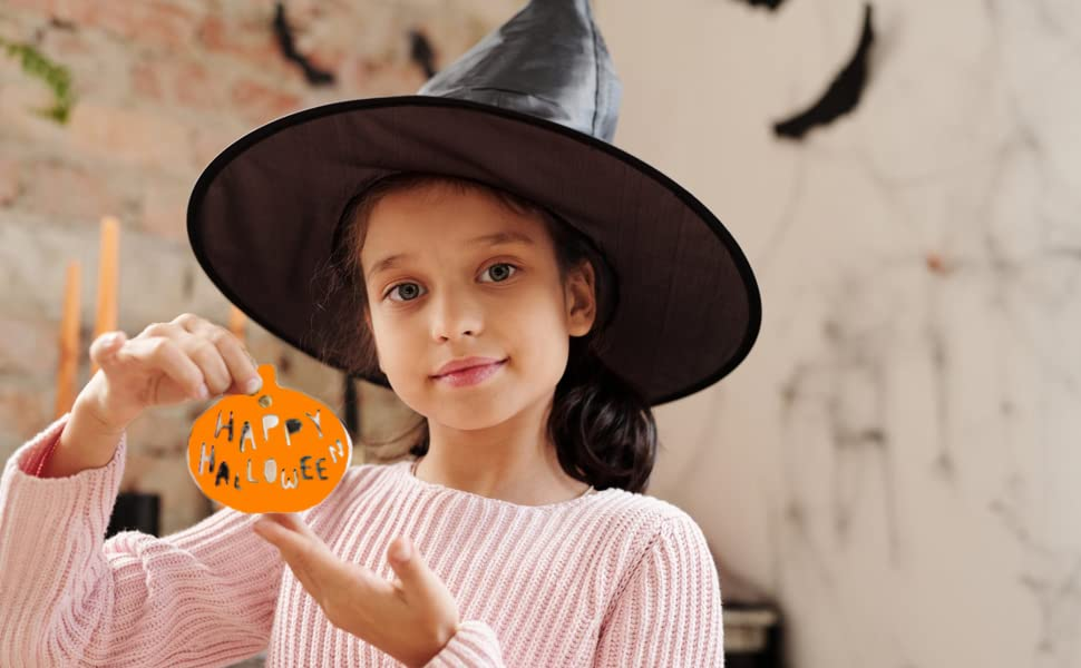 Halloween DIY Pumpkin Crafts Kit for Kids