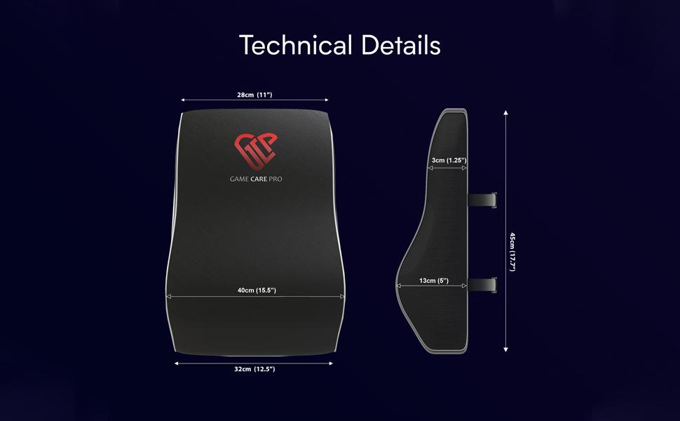GameCarePro | The Monolith | Technical Details