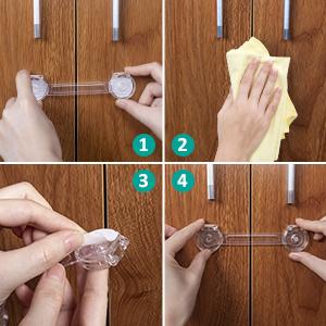 fridge lock