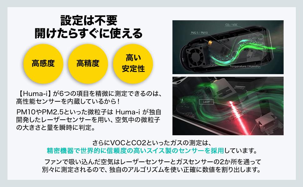 HI-150 センサー