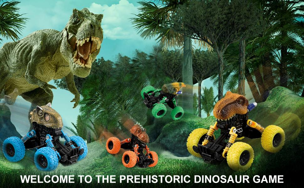 dino toys for 4-5 year old boys