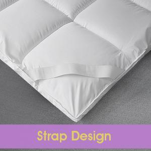 mattress topper band