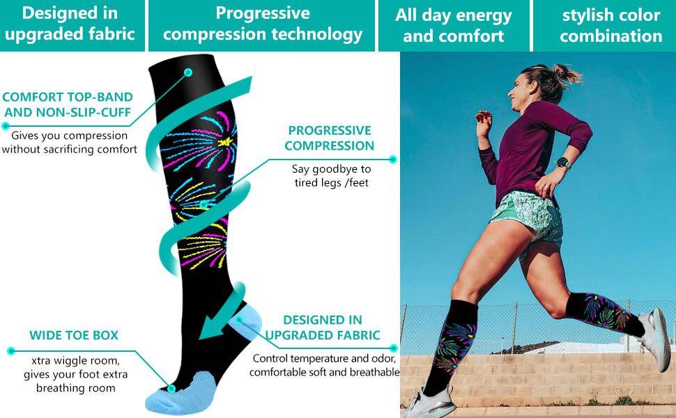 compression socks for women