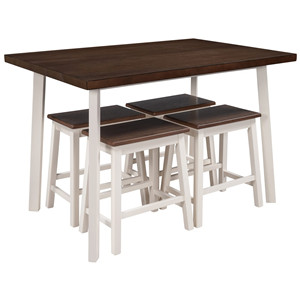 Dinning Table With 4 Nook