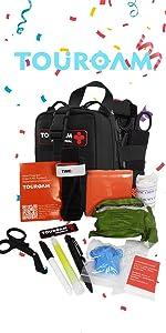 Micro IFAK Trauma Kit Molle Survival Kit