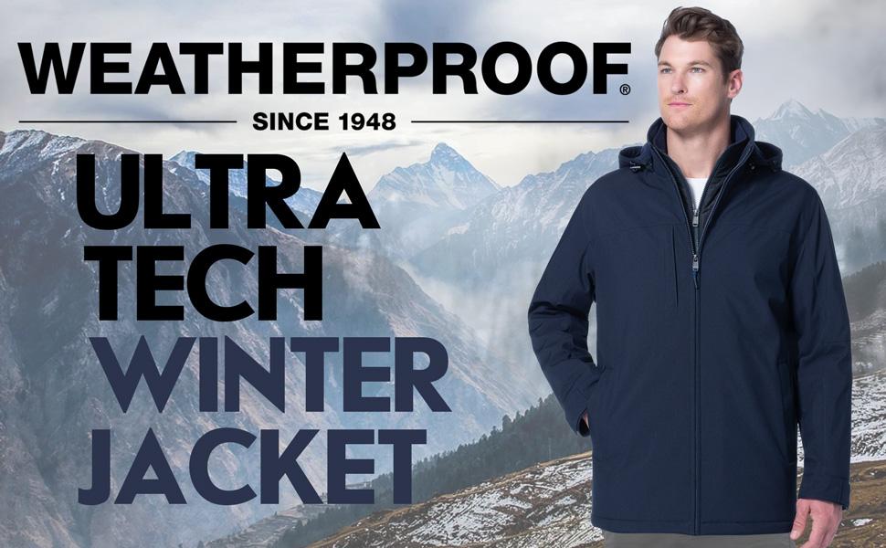 Weatherproof Ultra Tech Winter Jacket