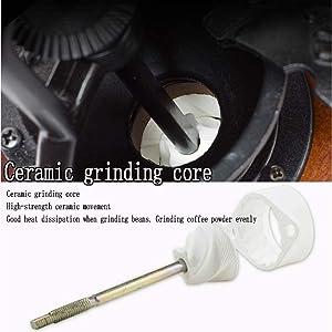 ceramic grinding core
