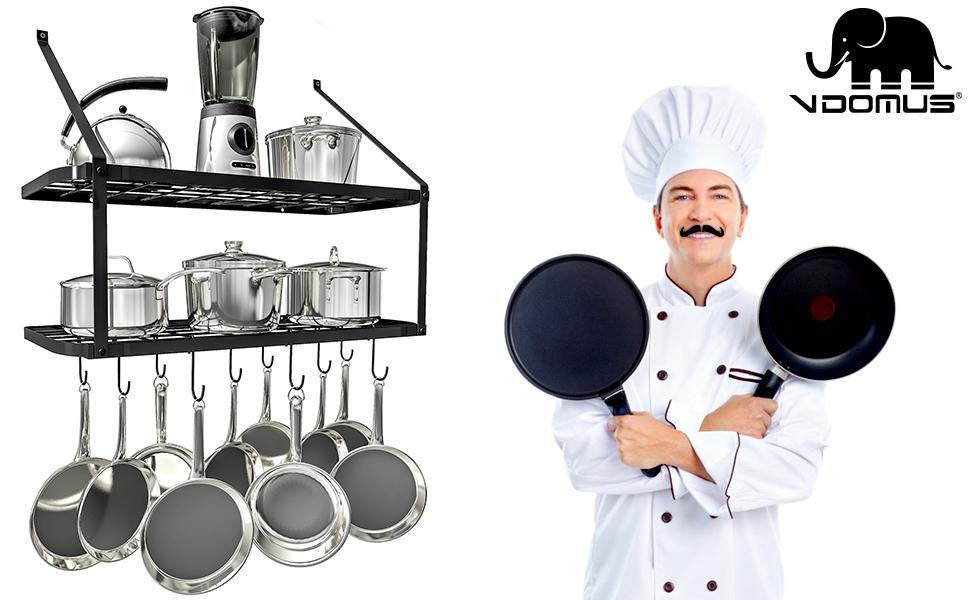 pot and pan space saver