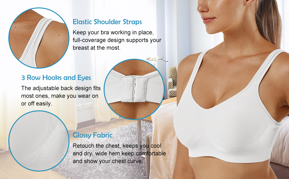 sports bras for women high support