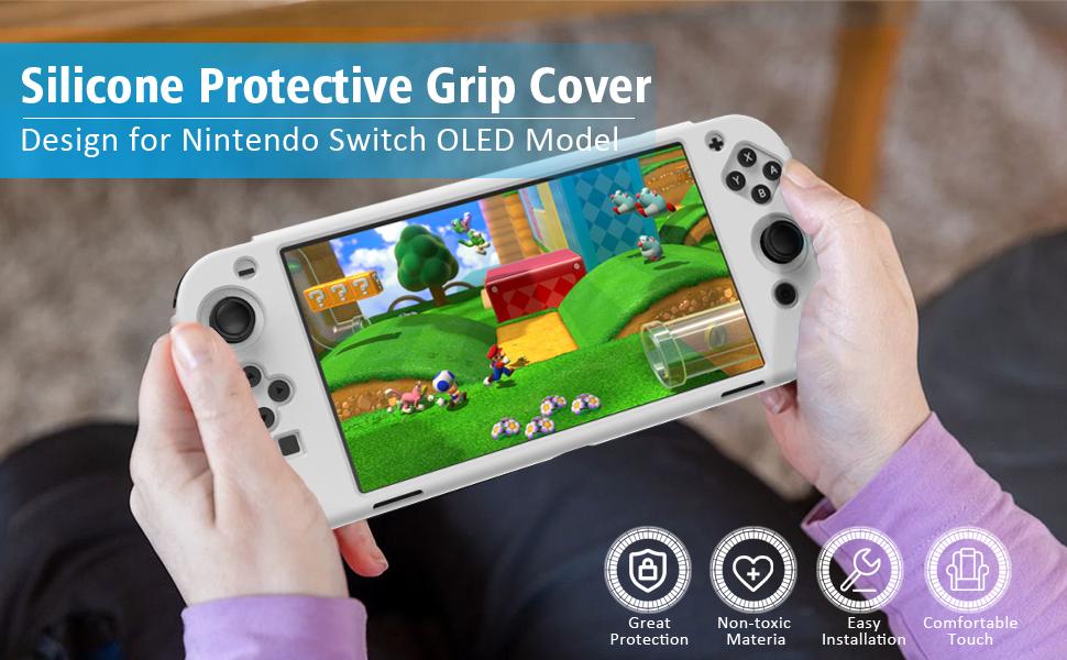 Switch OLED case
