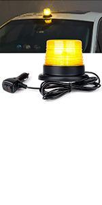 LED Warning Flash Beacon Light