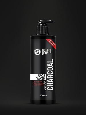 Beardo Charcoal Face WASH