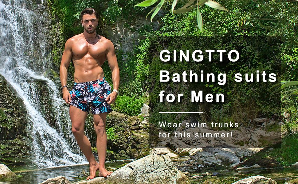 Mens bathing suits