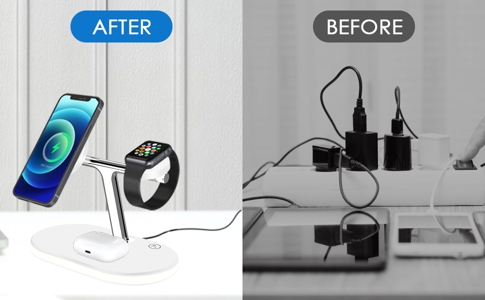 Charging is More Convenient