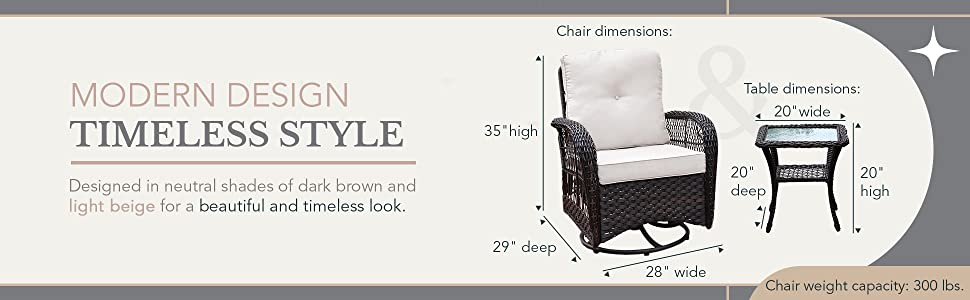 measurements of wicker swivel rocker patio chairs and modern outdoor swivel chairs set of 2