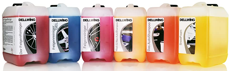 Dellwing jerrycans